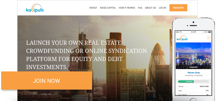 Finance Your Real Estate Investment Offerings Online