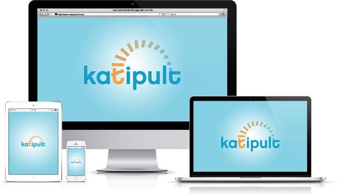 Katipult is a multi devices platform