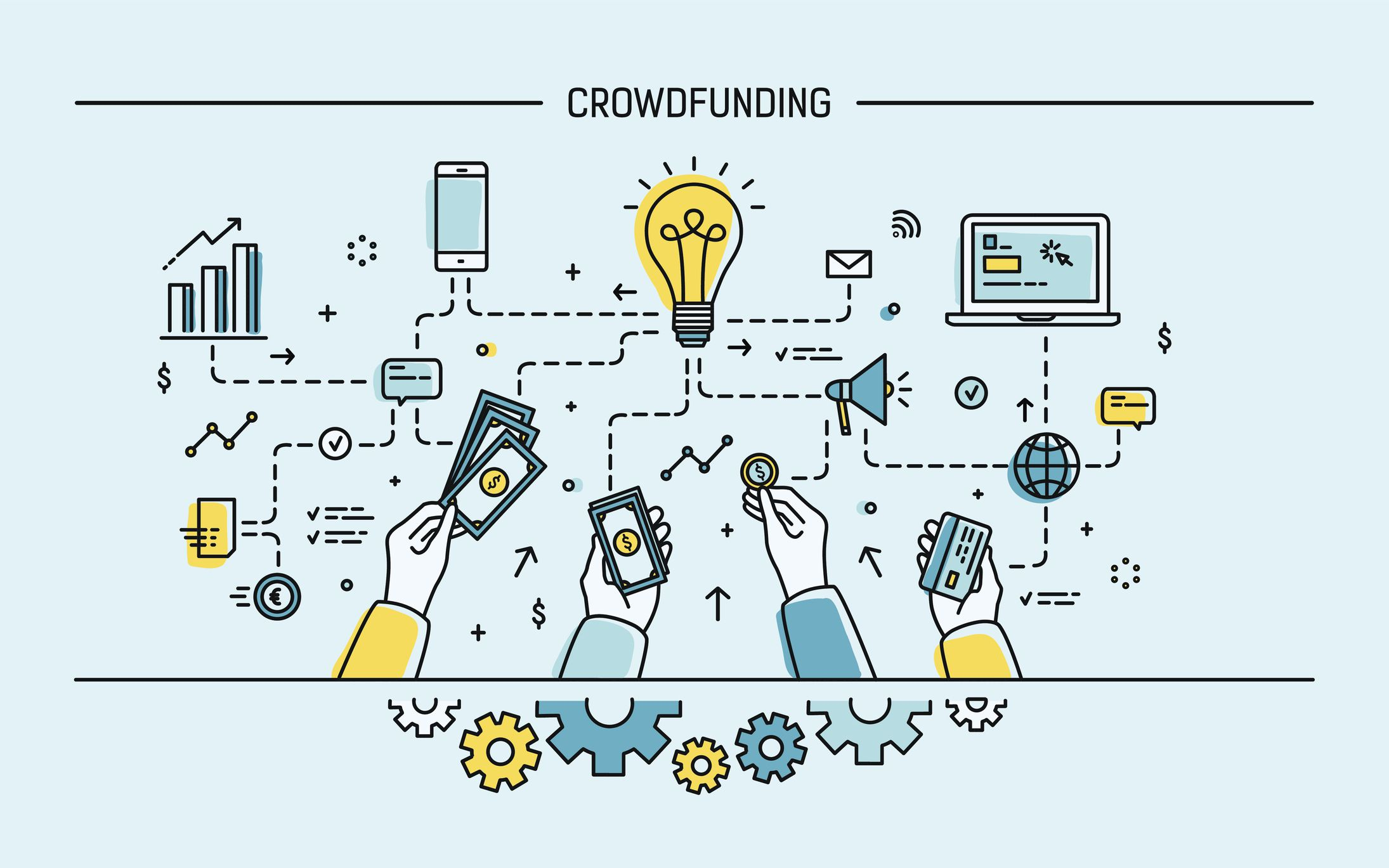 9 tips for building your own crowdfunding platform