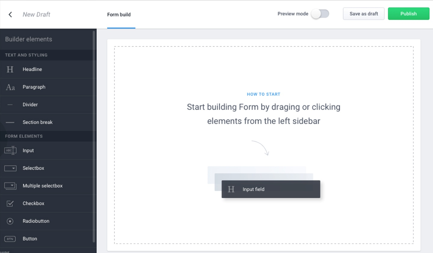 Katipult Product Update: Dynamic Form Builder - Enabling Rapid implementation of User and Investment Onboarding