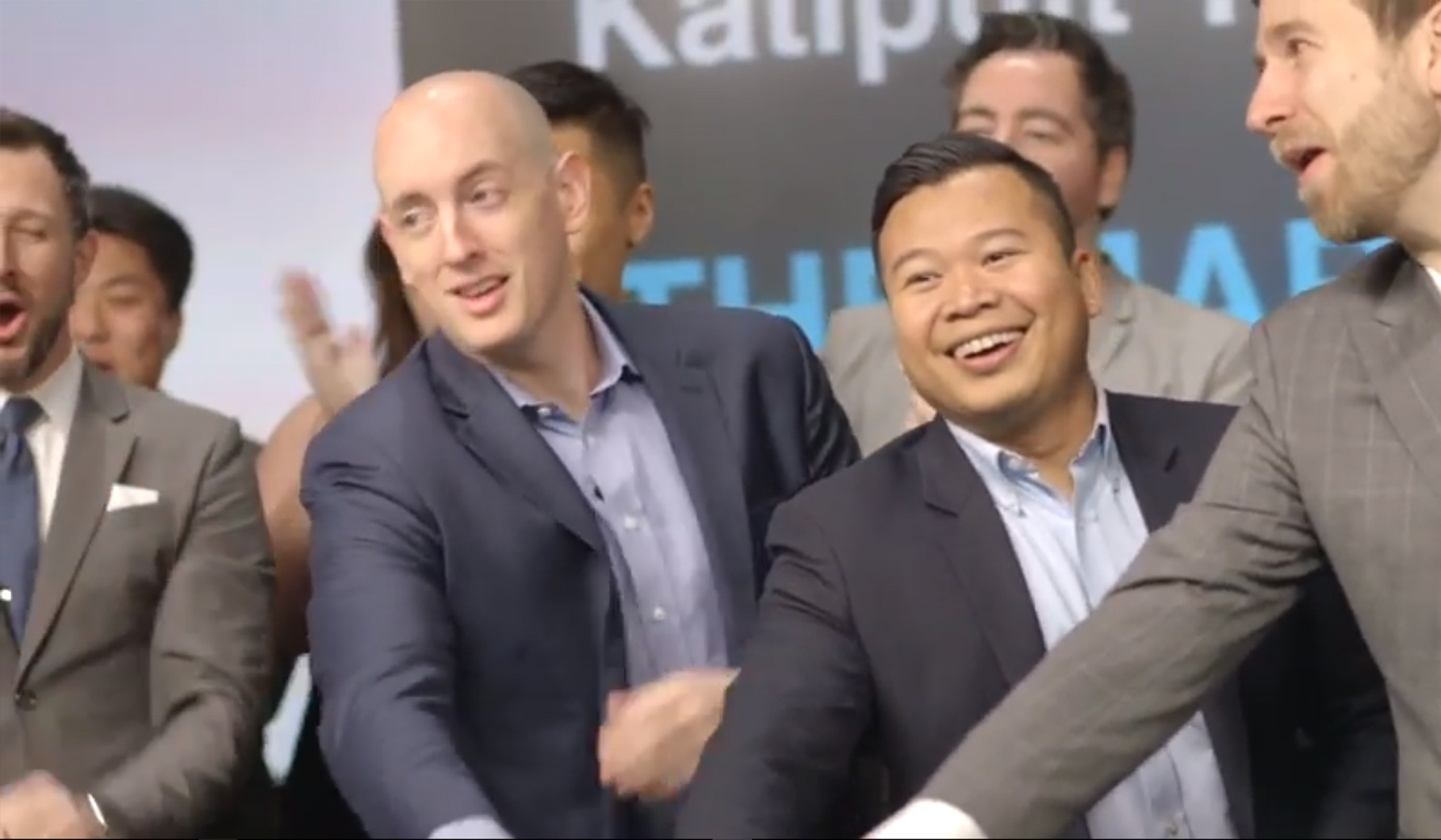 Katipult Opens the TSXV Stock Exchange: Mini Documentary