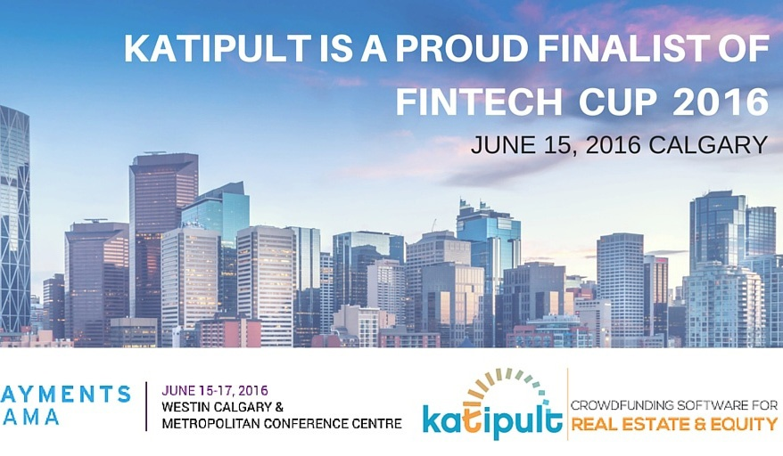 Katipult to represent Calgary in Canada's Fintech Cup