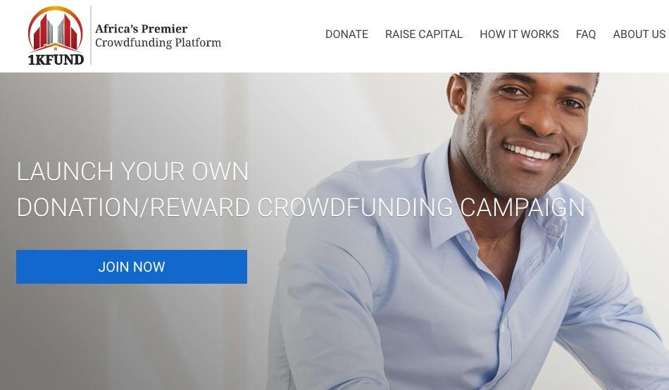 Platform of the Month - 1KFund