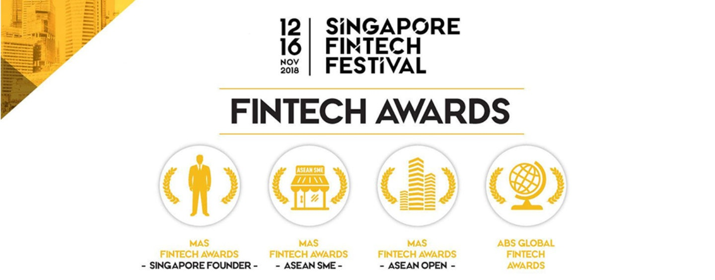 Katipult selected as a finalist at Singapore Fintech Awards 2018