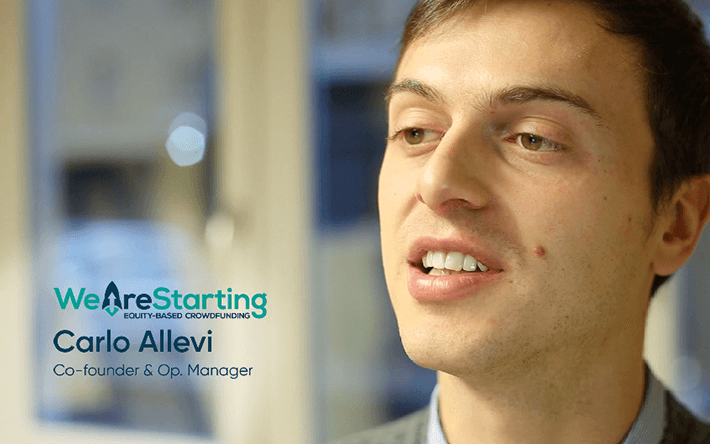 How We Are Starting Srl became a leading Italian equity crowdfunding platform