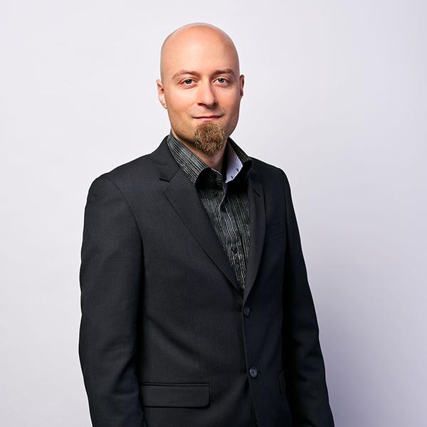 Ben Cadieux - IT-Vorstand